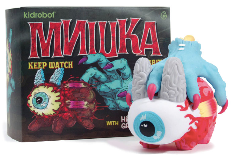 Keep Watch - regular version by Mishka x Kozik_e0118156_13495943.jpg