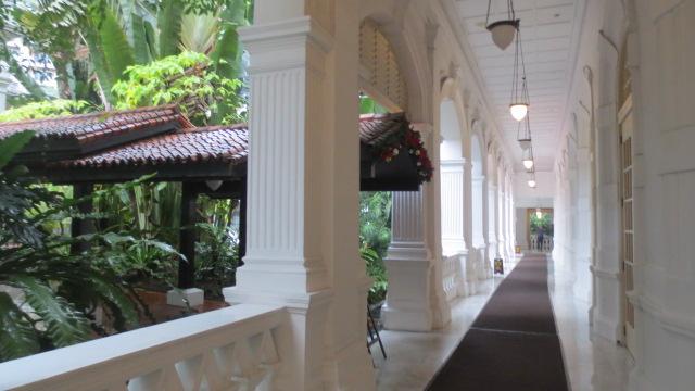 シンガポール旅行記 ④ラッフルズホテルとナイトサファリ_e0212073_18352354.jpg