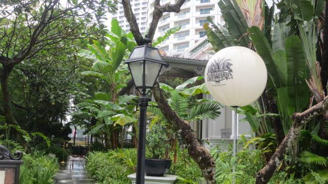 シンガポール旅行記 ④ラッフルズホテルとナイトサファリ_e0212073_19281796.jpg