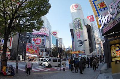 12月1日(火)今日の渋谷109前交差点_b0056983_13215783.jpg