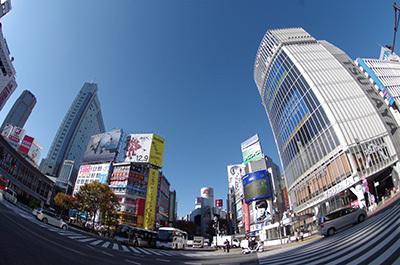 12月1日(火)今日の渋谷109前交差点_b0056983_13220301.jpg