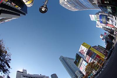 12月1日(火)今日の渋谷109前交差点_b0056983_13220901.jpg