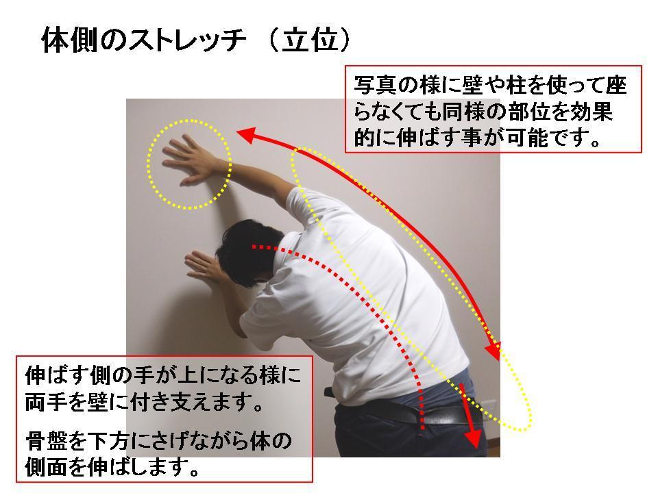 パフォーマンスを高める体幹コンディショニング(体側面)_c0362789_09354984.jpg