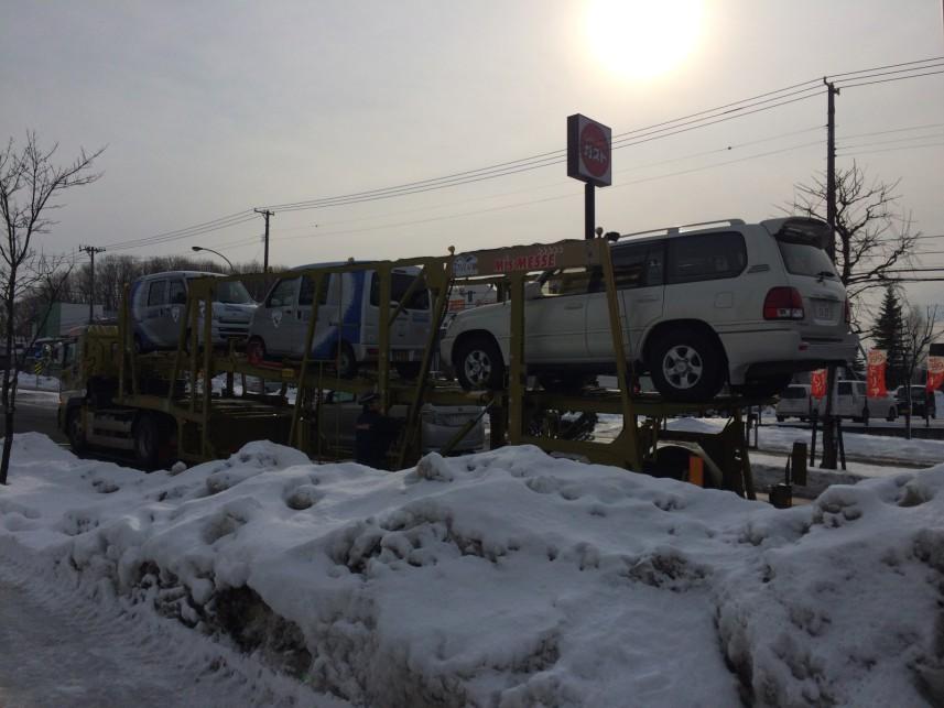12月2日(水)山本が送ります☆TOMMYの1日 ランクル ハマー アルファード_b0127002_1825154.jpg