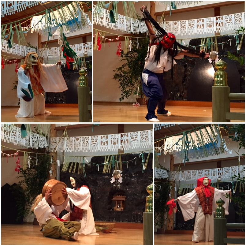 高千穂神社の夜神楽_a0326106_21201425.jpg