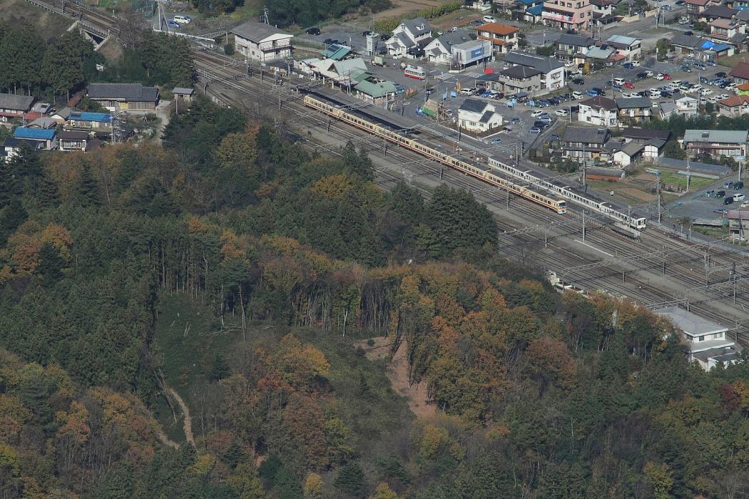 煙の無い汽車よりも西武電車 - 2015年晩秋・秩父 -  _b0190710_2395889.jpg