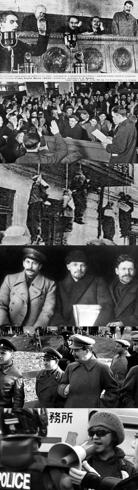 野間易通とスターリンのアナロジー - 憎悪と暴力、奪権と野心の政治表象_c0315619_17401341.jpg