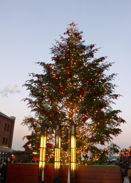 赤レンガのクリスマスマーケット_e0237625_1758293.jpg