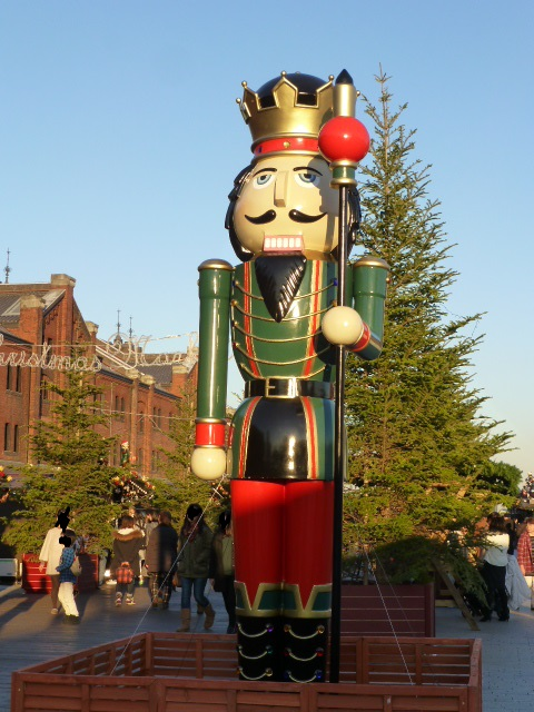 赤レンガのクリスマスマーケット_e0237625_181471.jpg