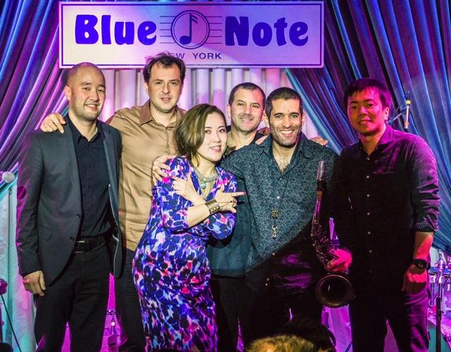 『Nostalgia』Blue Note CD発売記念ライブ_a0150139_916870.jpg