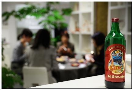 雅やかに色絵の器でワインパーティー ~パーティーコーディネートクラス_d0217944_0413425.jpg