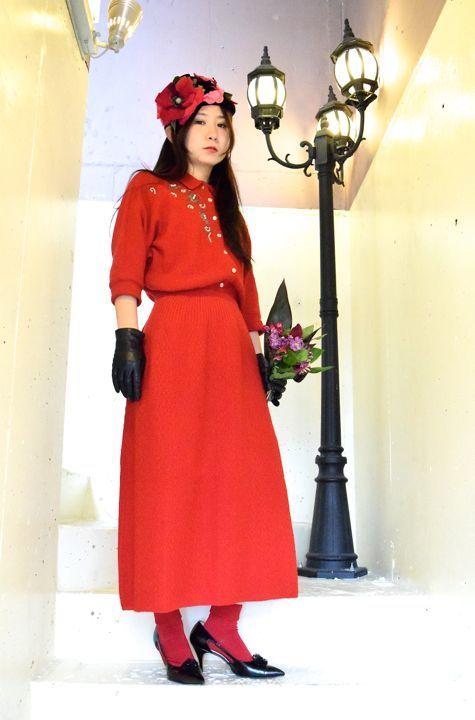 Red in December._e0148852_12354612.jpg