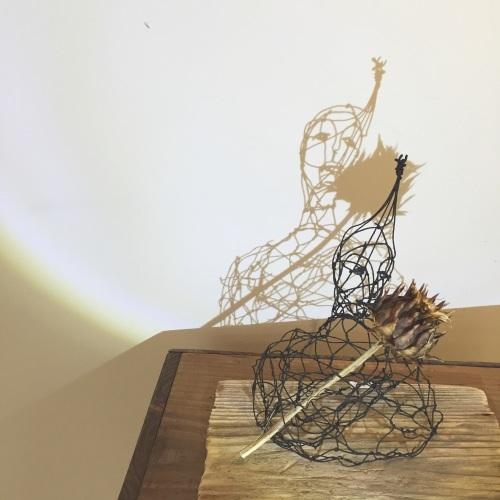 はりがね堂 トチオサヤカ作品展「はなればなれに」終了しました。_e0060555_07521278.jpg