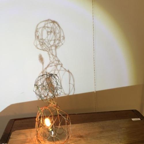 はりがね堂 トチオサヤカ作品展「はなればなれに」終了しました。_e0060555_08244924.jpg