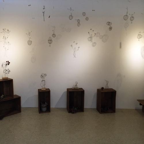 はりがね堂 トチオサヤカ作品展「はなればなれに」終了しました。_e0060555_09081814.jpg