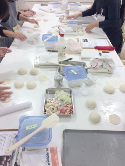 リプトンイエローラベル×レシピブログ「ひらめき朝食」イベントレポートと今日のパン教室の様子_f0149855_1825955.jpg