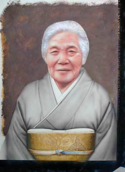 定年祝いのプレゼントに肖像画は喜ばれます。「肖像画の益子」_b0174462_16045418.jpg