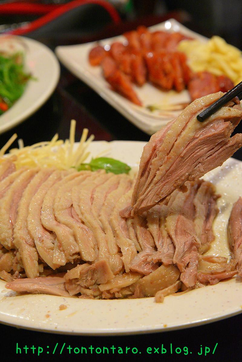 【神店】阿城鵝肉の美味さは異常【神店】_a0112888_2305555.jpg