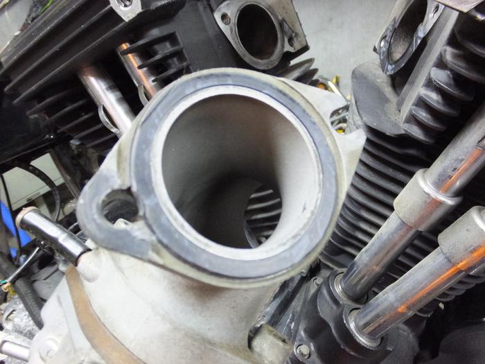 EVO エンジンバラシ_c0226202_21224894.jpg