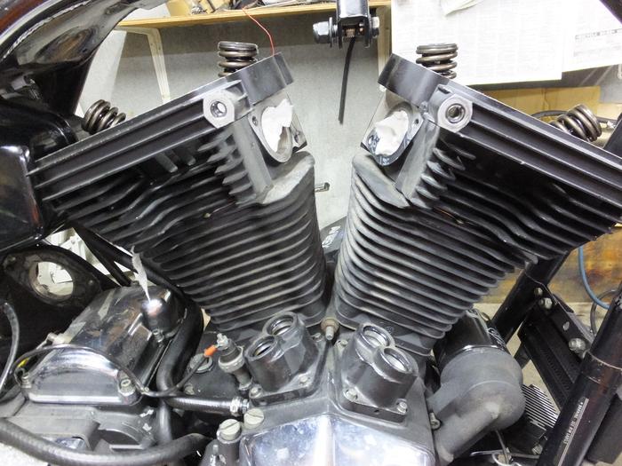 EVO エンジンバラシ_c0226202_2126427.jpg