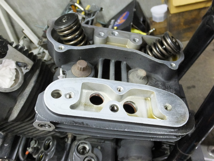 EVO エンジンバラシ_c0226202_21272073.jpg
