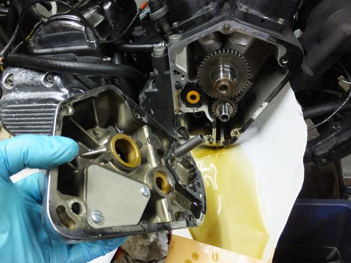 EVO エンジンバラシ_c0226202_21292550.jpg