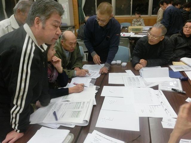 12月6日の吉原高校避難所開設・運営訓練に向けた最後の委員会全体会_f0141310_7331347.jpg
