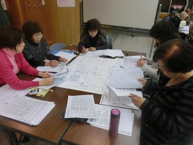 12月6日の吉原高校避難所開設・運営訓練に向けた最後の委員会全体会_f0141310_734649.jpg