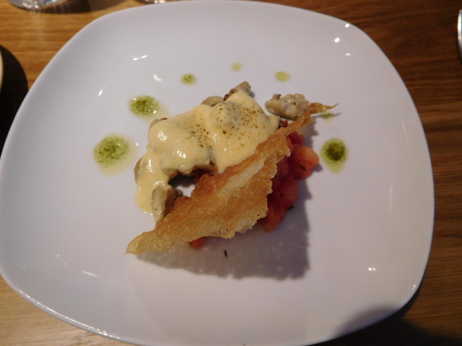 サラマンカの応援したいレストラン En la Parra_c0213220_9164819.jpg