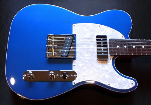 マホ仕様の「Sapphire Blue MetaのSTD-T 2本」が完成!!_e0053731_16102634.jpg