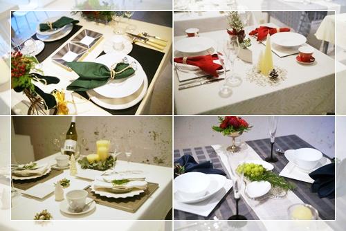 大人のクリスマス ~テーブル&フードクラス~ _d0217944_1252154.jpg
