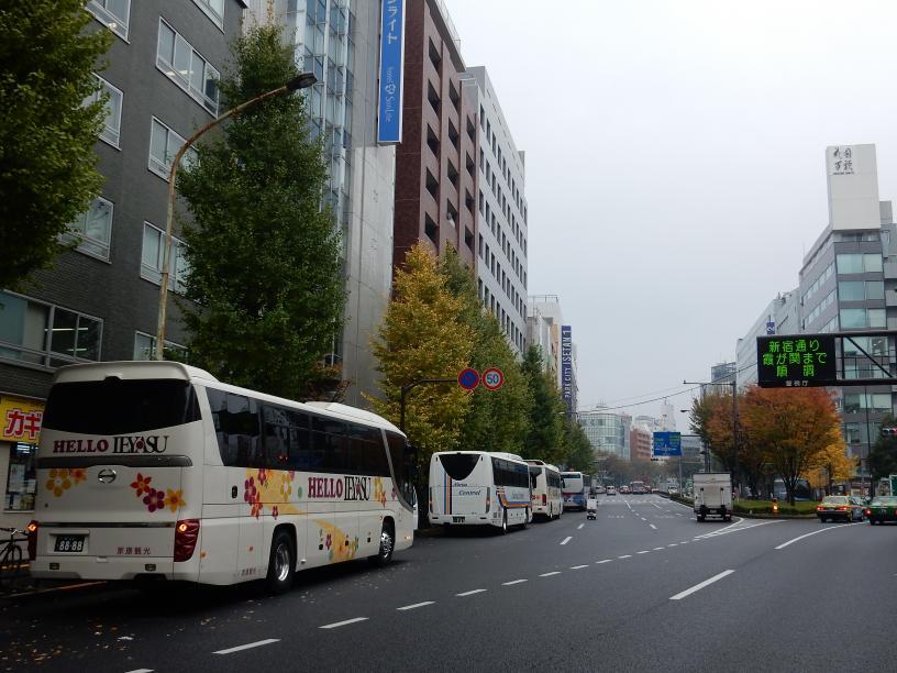 訪日中国客500万人越えなるか?(ツアーバス路駐台数調査 2015年12月)_b0235153_13352881.jpg