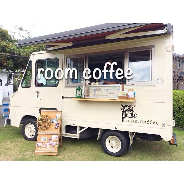 「Welcome Wagon」出店者のご紹介 room coffeeさん。_e0060555_14423379.jpg