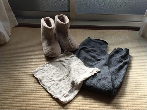 【 冬の足元冷え対策アイテム 】_c0199166_1519973.jpg