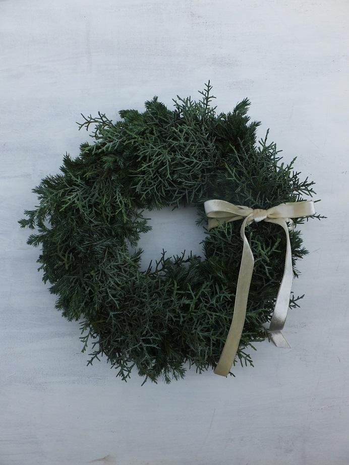 オークリーフ(クリスマスリースⅠ)_f0049672_11593690.jpg