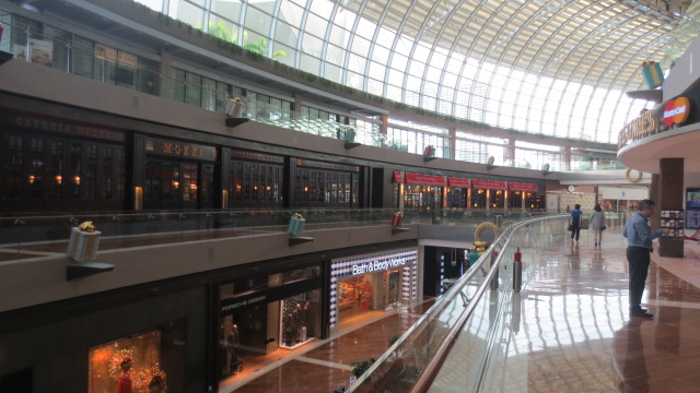 シンガポール旅行記⑤ マリーナ・ベイ・サンズのこと_e0212073_232541.jpg