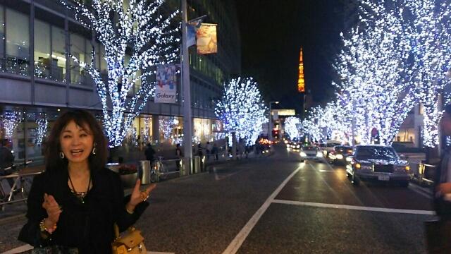 東京はパワースポットですね☆_a0098174_12123662.jpg