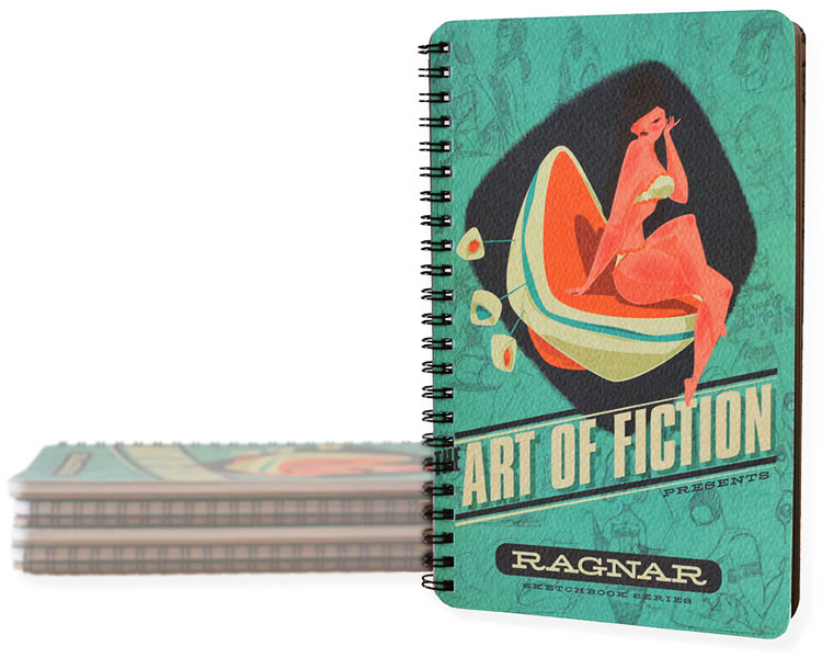 Art of Fiction Sketchbook by Ragnar_c0155077_1884919.jpg