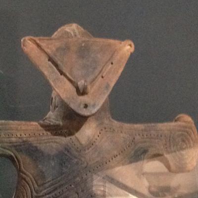 『仮面の女神』『縄文のヴィーナス』お会いできて光栄です。_b0010487_22164439.jpg