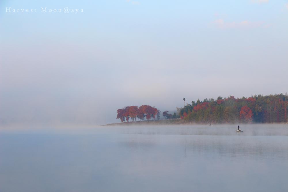 紅葉の湖_b0208495_00521215.jpg
