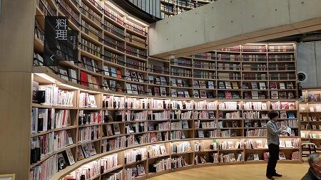 TSUTAYA運営の海老名市中央図書館!_d0050503_843539.jpg
