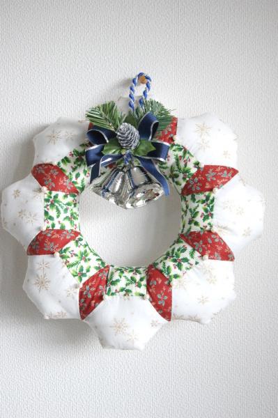 クリスマスリース 2_a0122205_17190311.jpg