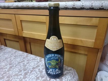 一昨日のビールVol.257 ヤッホー バレルフカミダス B-12 ¥1,404_b0042308_172101.jpg