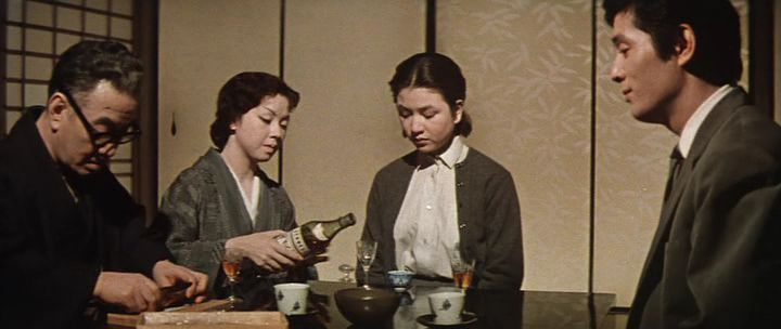 鍵 (1959年) 偏愛する人々 : 天井桟敷ノ映像庫ト書庫