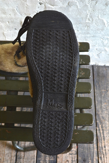 Seal skin lace up boots_f0226051_13445146.jpg