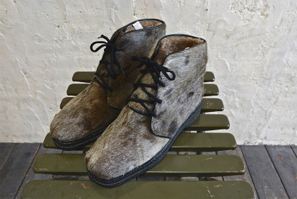 Seal skin lace up boots_f0226051_1351031.jpg