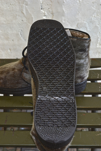 Seal skin lace up boots_f0226051_13524873.jpg