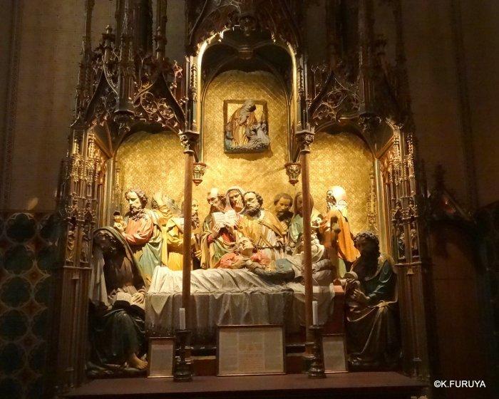 ドイツ9日間の旅 28 フランクフルト大聖堂_a0092659_13080270.jpg