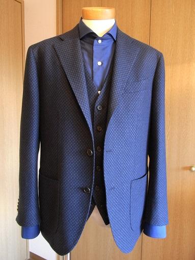 【asobinoスーツ】 ~ジャケット&ヴェスト&パンツ~ 編_c0177259_1938967.jpg