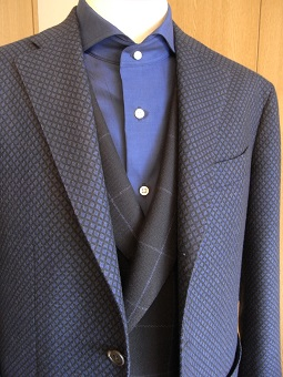 【asobinoスーツ】 ~ジャケット&ヴェスト&パンツ~ 編_c0177259_19441259.jpg